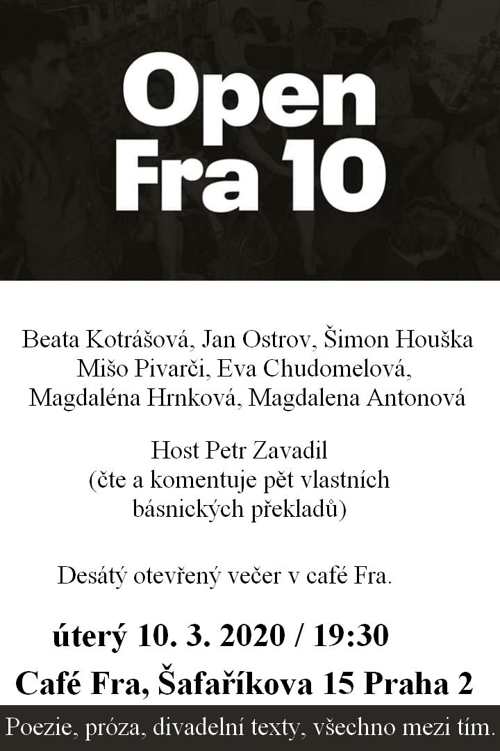 Open Fra 10